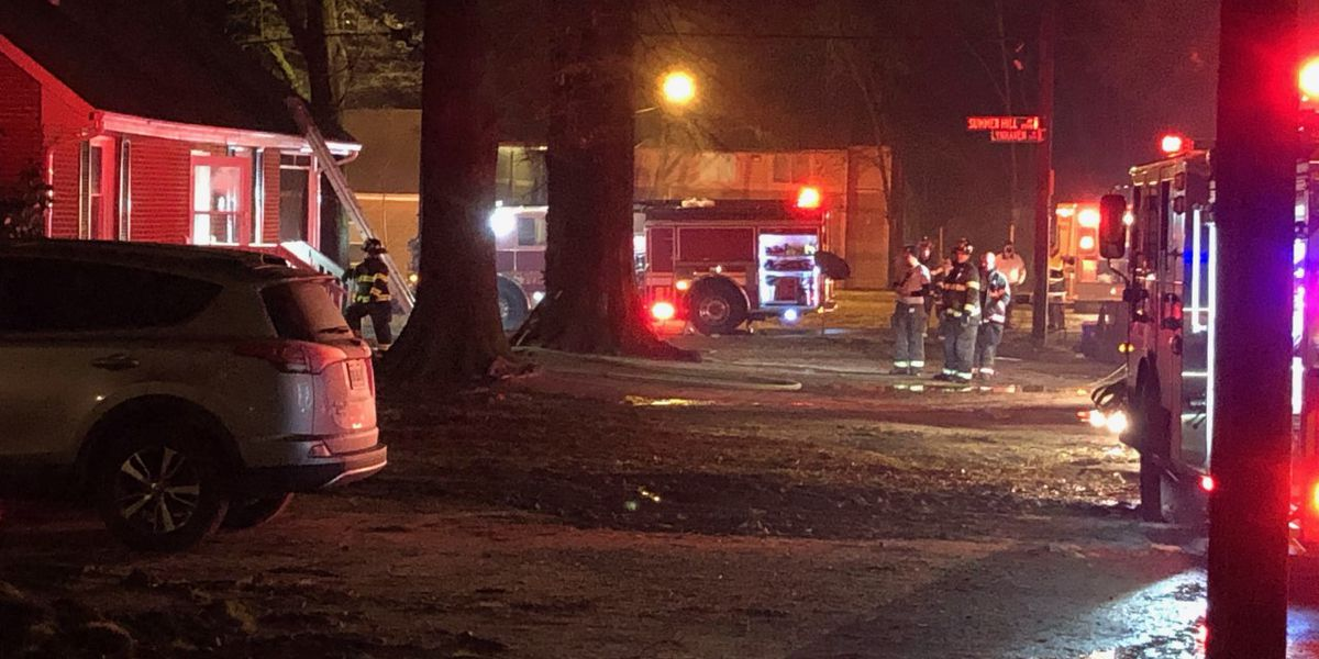 7 displaced following house fire in Richmond