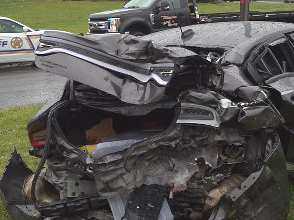 Virginia sheriff's office reminds drivers to 'Move Over' after deputy's car hit