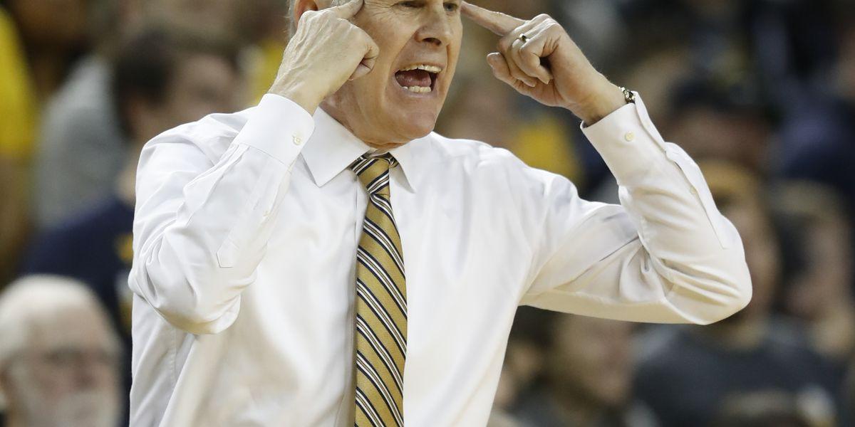 No. 2 Michigan pulls away for 74-52 win over Binghamton