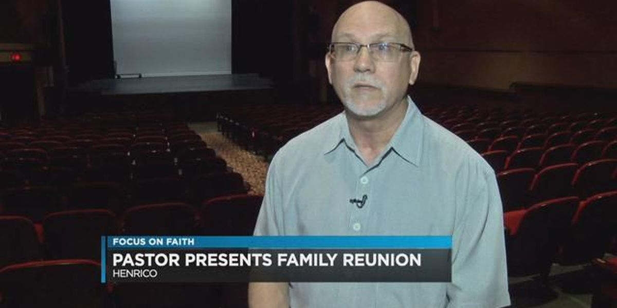 Local pastor reprises popular character for community-wide reunion