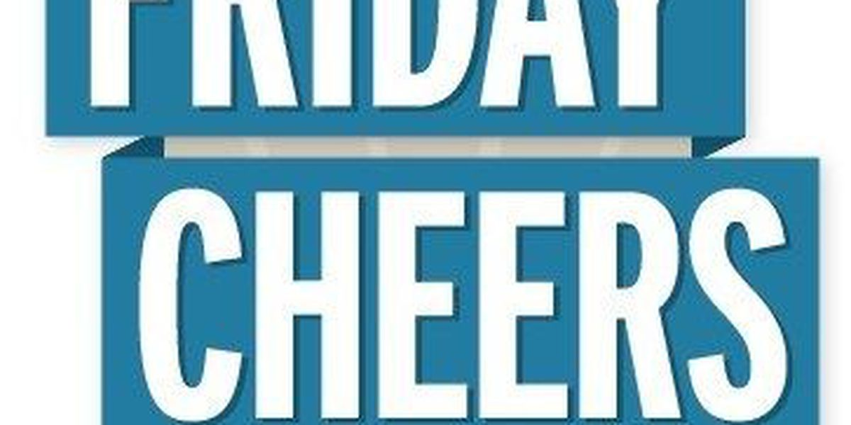 Friday Cheers returns