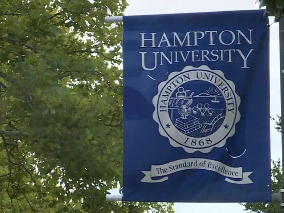 Hampton University to hold only online classes in the fall