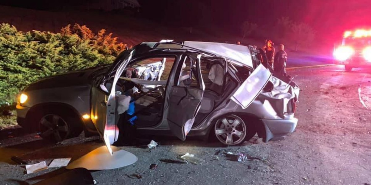 'Mass casualty incident' leaves 7 injured after Va. crash