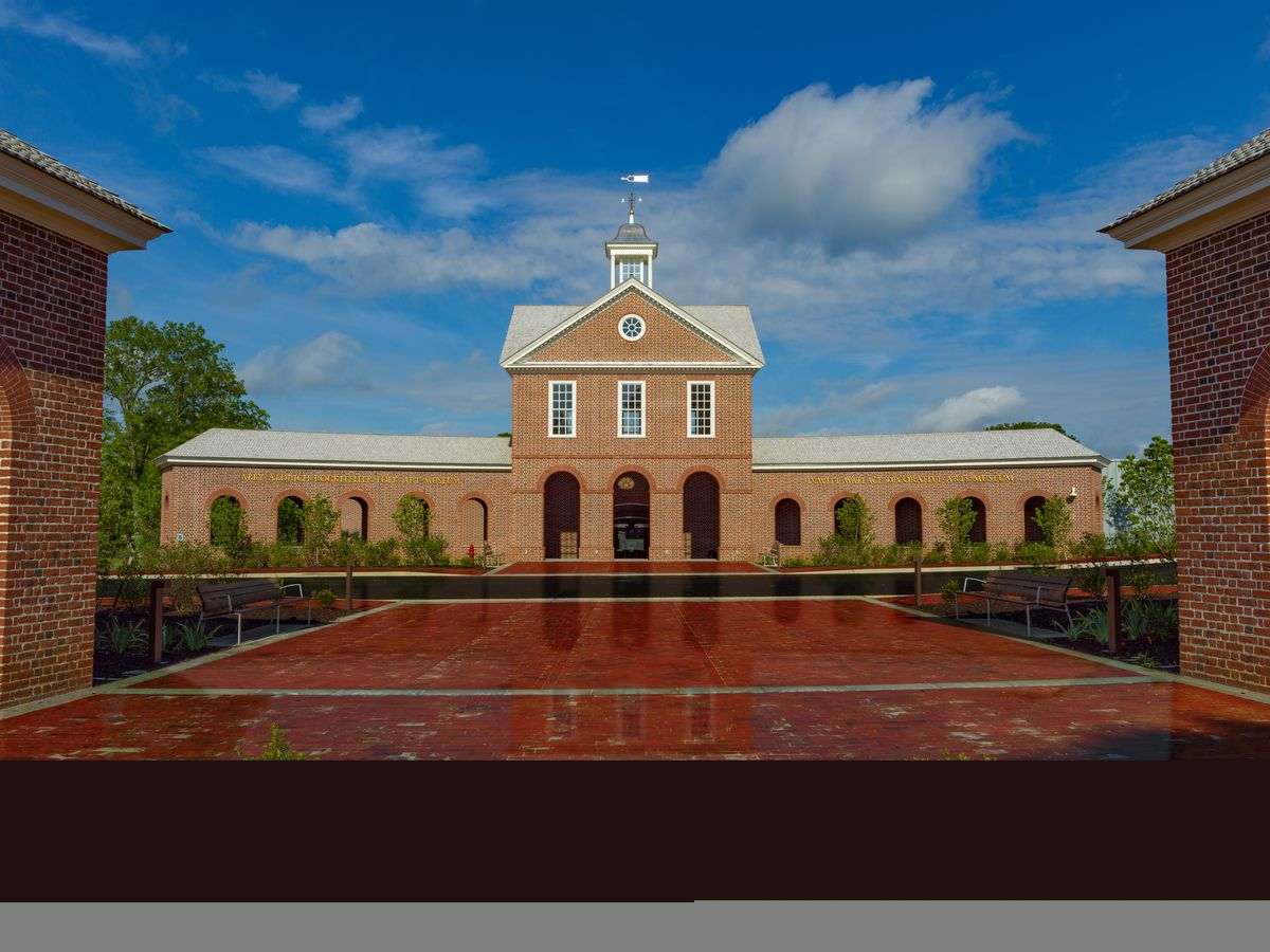 Art Museums of Colonial Williamsburg completes $41.7 million expansion project