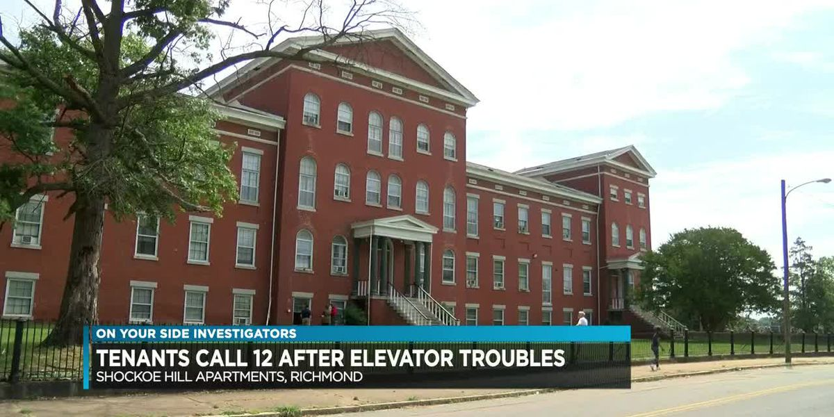 Tenants call 12 after elevator troubles