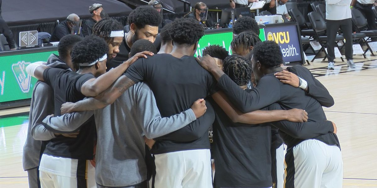 VCU tops Mount St. Mary's in front of limited crowd in home opener