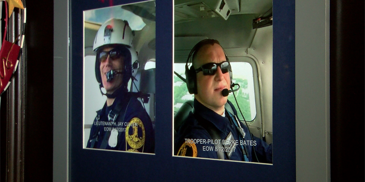Fundraiser held for families of fallen troopers