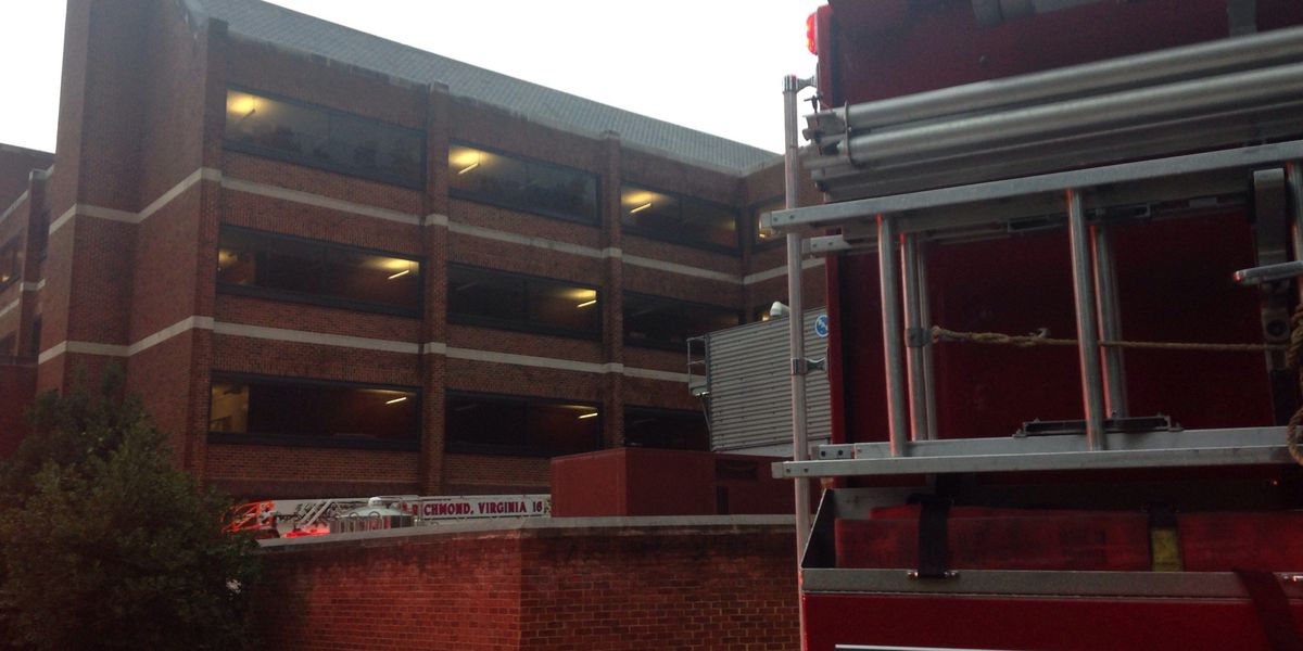 Fire prompts evacuation at U of R building