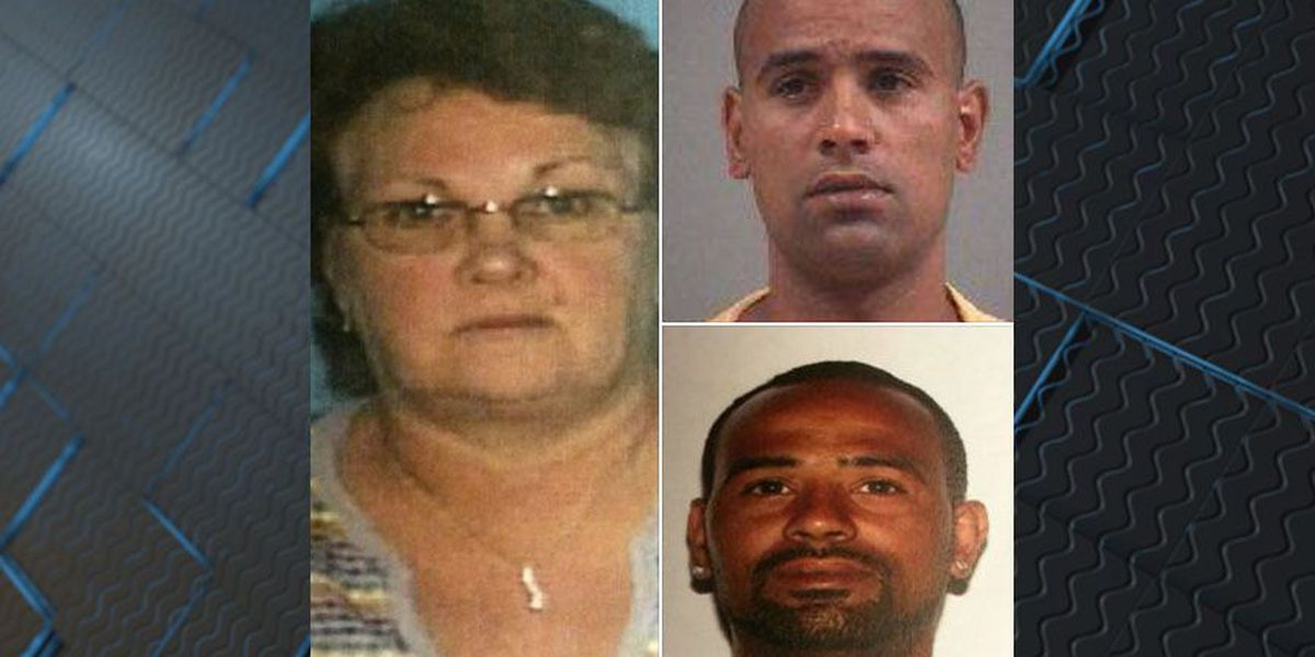 Amelia murder suspect is dead; authorities step up search ...