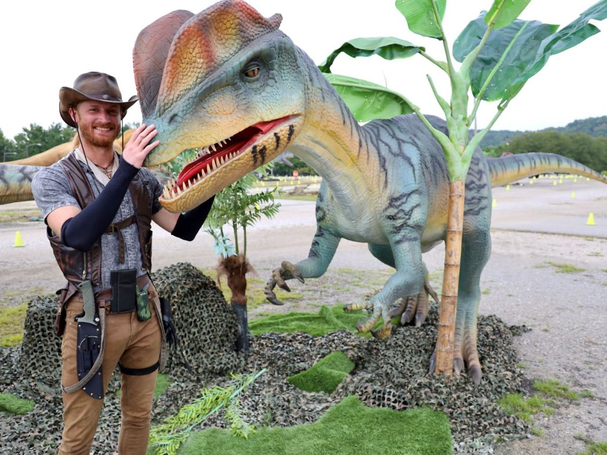 Jurassic Quest drive-thru experience coming to Richmond Raceway