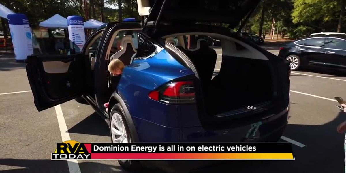 Dominion Energy is all in on electric vehicles