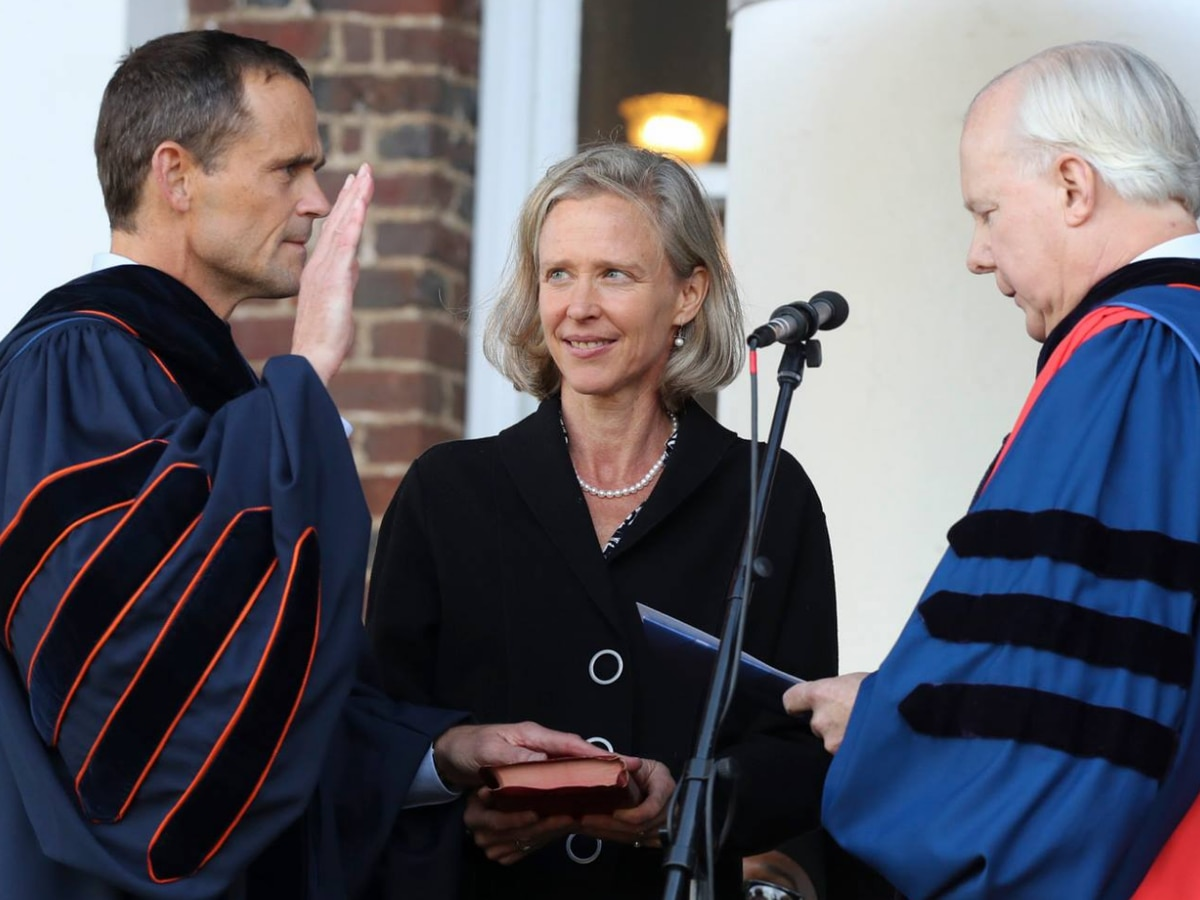 UVA president vows free tuition for those making under $80k