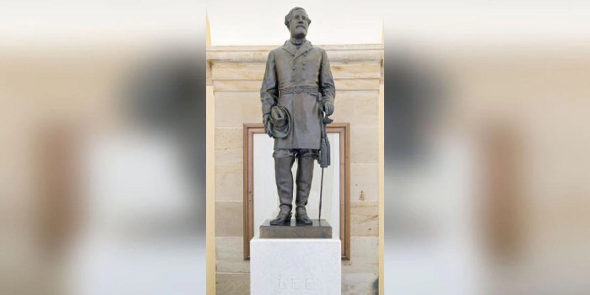 Commission seeks suggestions from Virginia students on Lee Statue replacement at U.S. Capitol