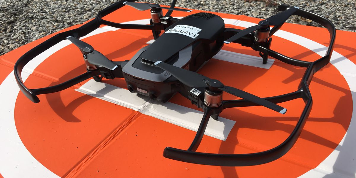 Richmond police add drones to crime-fighting toolkit