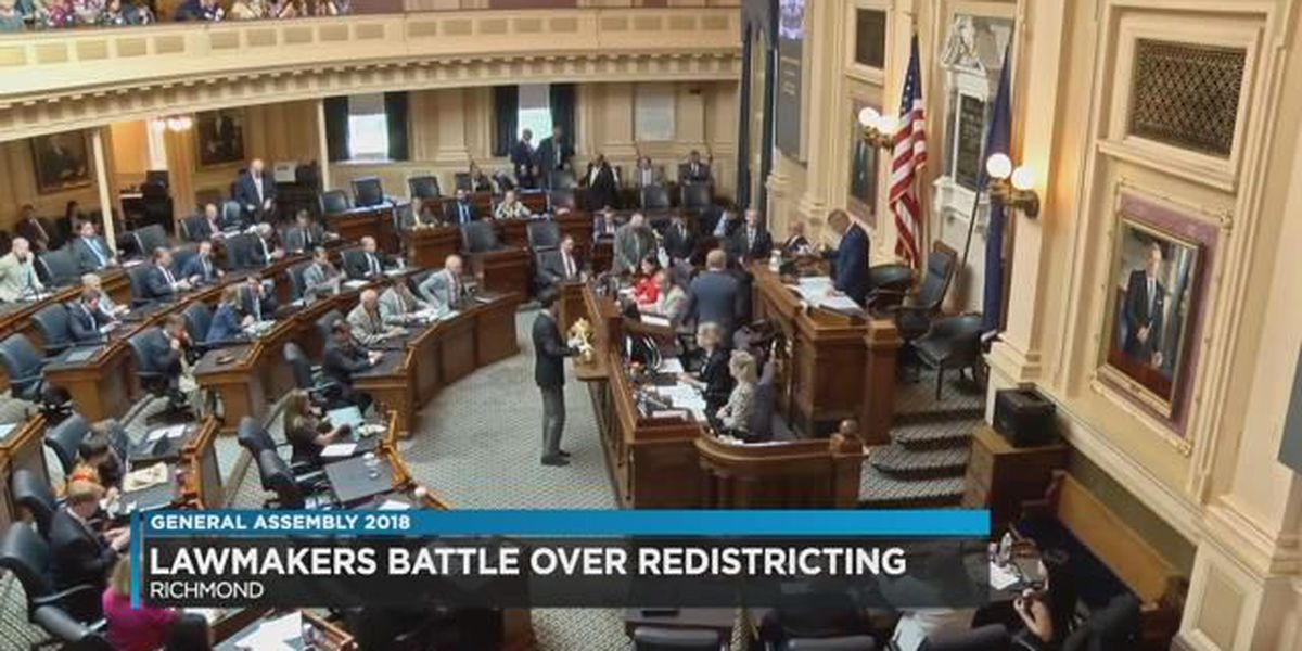 Lawmakers to convene for special session on redistricting