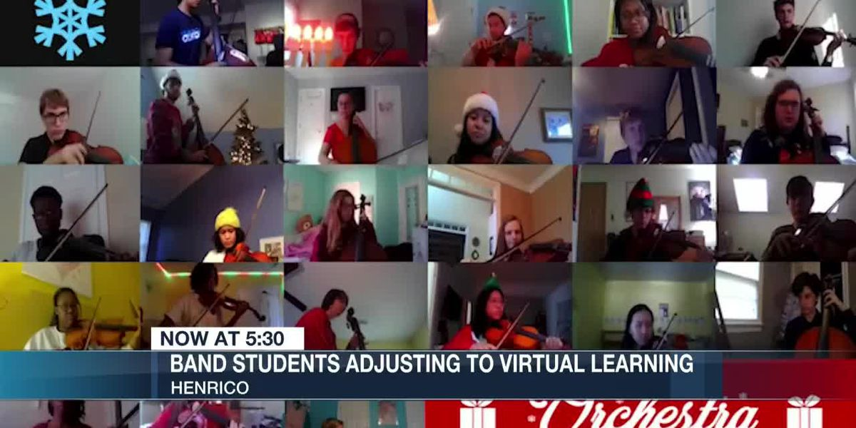 'It takes a lot of dedication': Music students learning virtually despite pandemic