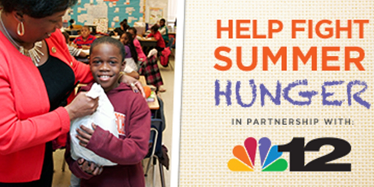 NBC12 partners with FeedMore to help fight hunger