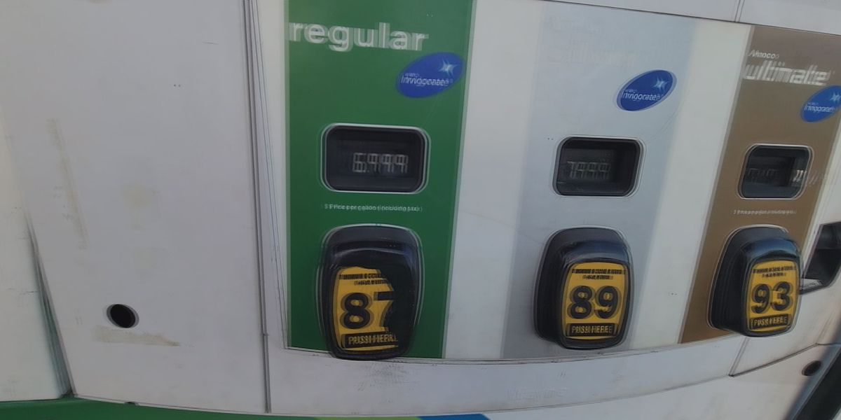 Gas stations running out of fuel, drivers question if some are overcharging