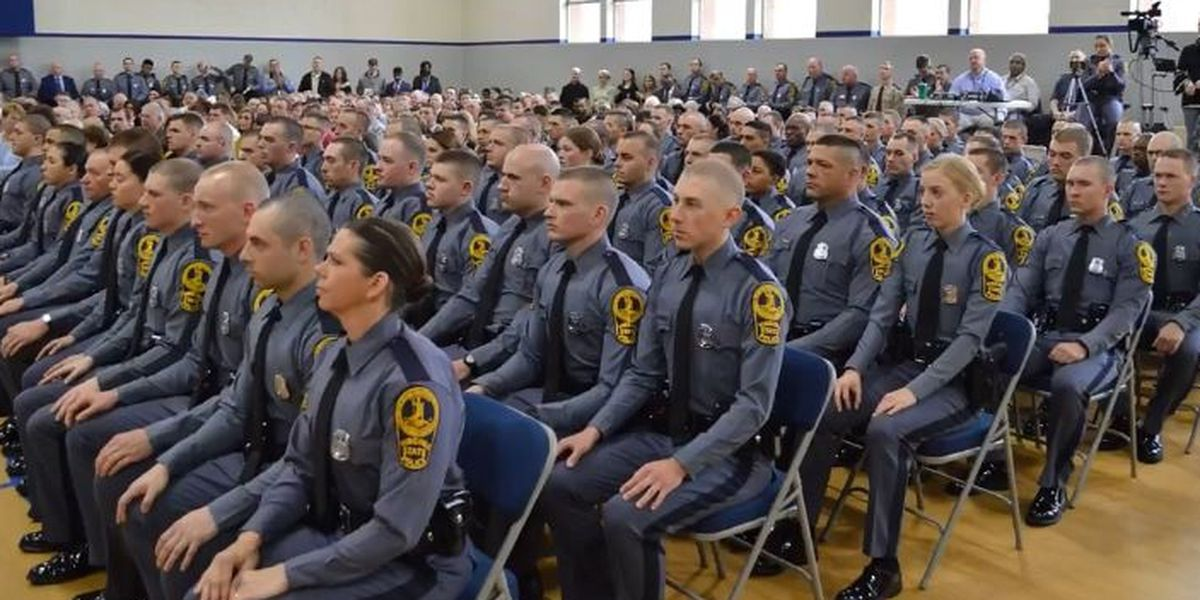 80 new troopers join Virginia State Police