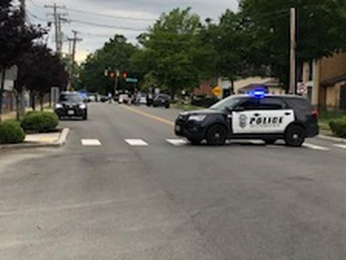 Man shot in downtown Richmond
