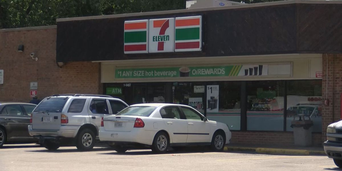 Woman's car stolen while left running at 7-Eleven