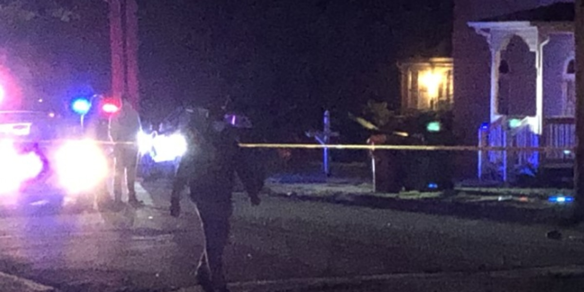 Person shot in chest in Petersburg