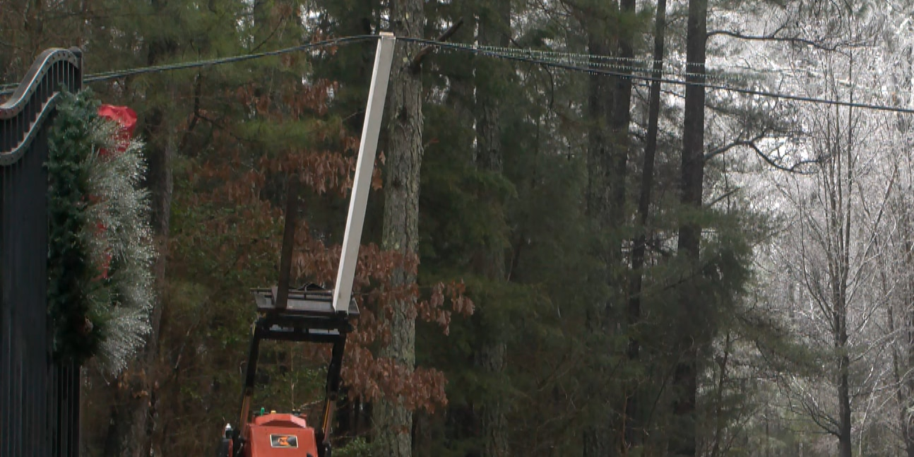 'It's getting old, fast': Thousands remain without power in Dinwiddie County
