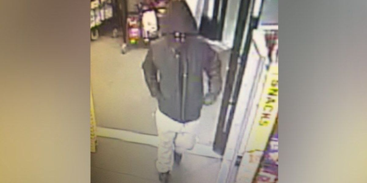 Man with gun flees with cash from Dollar General in Petersburg