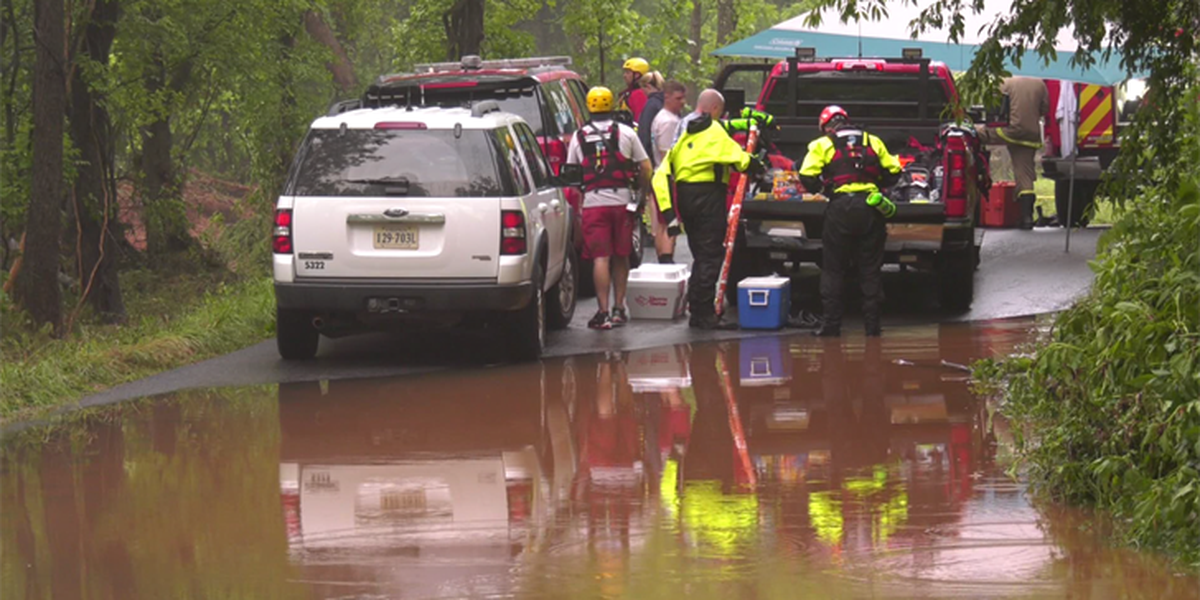 Body found in search for victims of flooding in Virginia