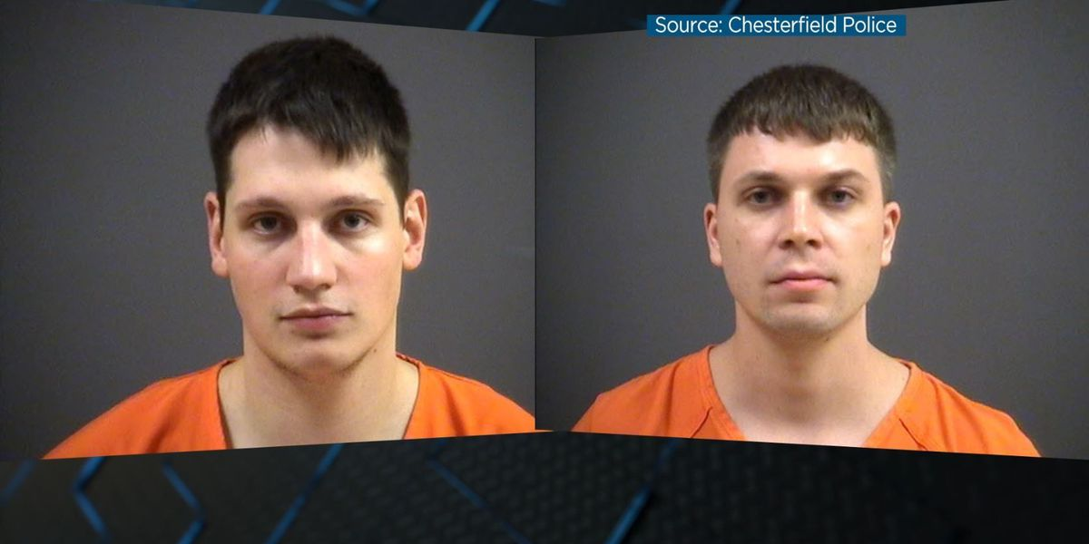 2 men indicted by federal grand jury for using skimming device at Chesterfield bank