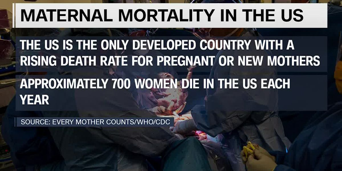Father's lawsuit over wife's death in childbirth underlines rise of maternal mortality in US