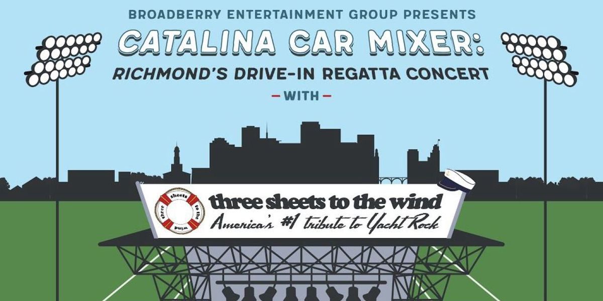 'Richmond will rock again!': Drive-in concert to be held at City Stadium in June