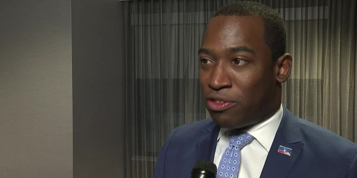 Mayor Stoney attends meeting with other US mayors