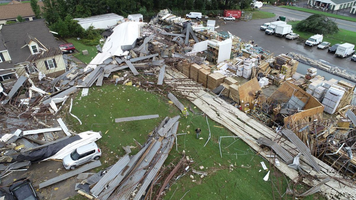 Tuesday marks 1 year since deadly Va. tornadoes