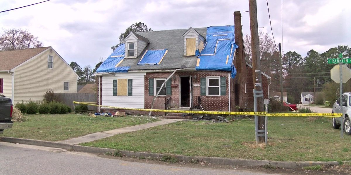 Man loses everything in fire, thankful for community support