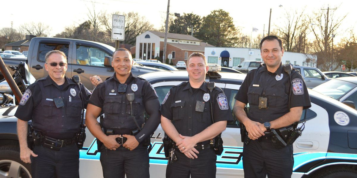 Hopewell officers rescue man from smoke-filled home