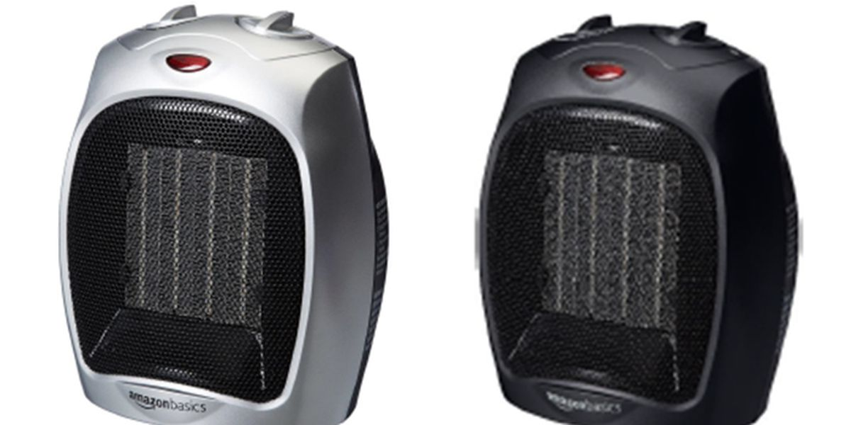 Fire, burn hazards prompt Amazon space heater recall