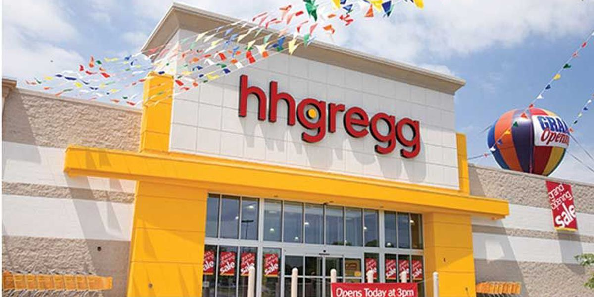 Hhgregg Files For Bankruptcy Following Announcement Of Store Closures