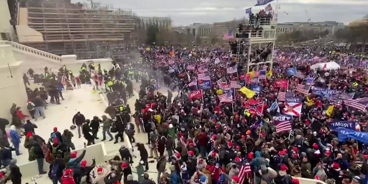 DOJ announces new webpage for U.S. Capitol riot related charges