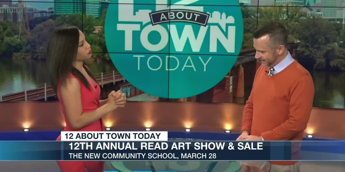 12th Annual Read Art Show and Sale