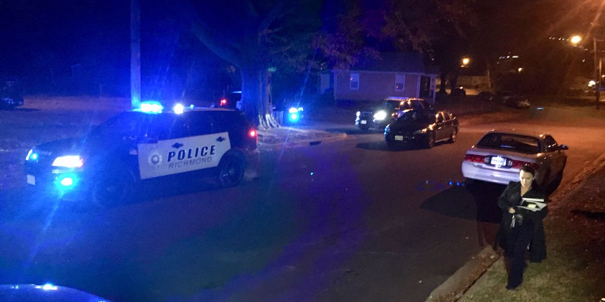 Man shot in Richmond is city's 12th shooting since Thanksgiving