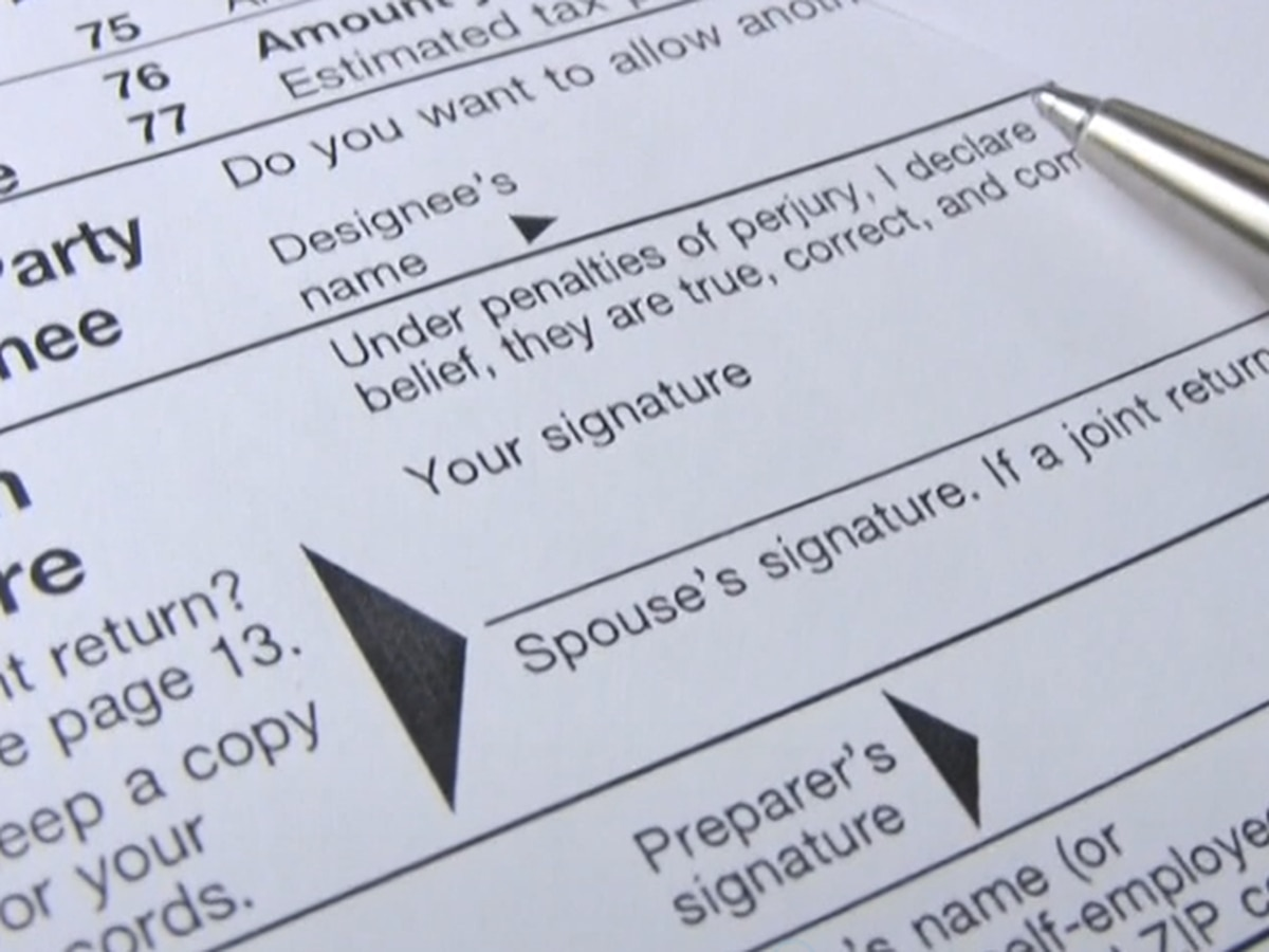 Experts: Get your documents together and file your taxes as soon as possible