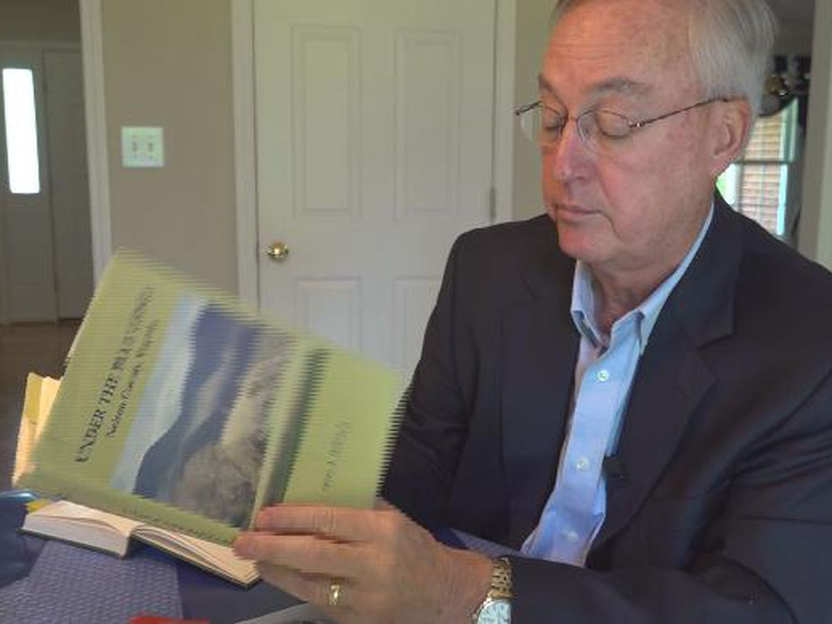 'The lightning was unreal': Roanoke County supervisor recalls Hurricane Camille