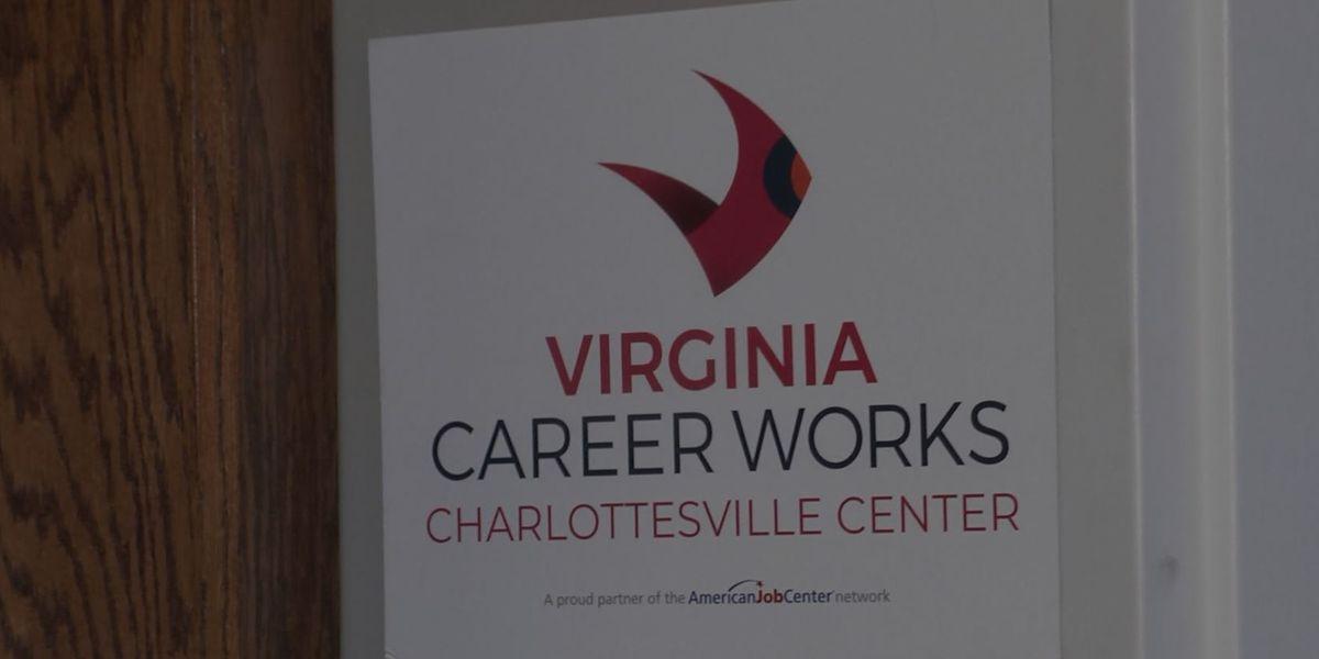 Unemployment spikes amid coronavirus concerns at Virginia Career Works Center