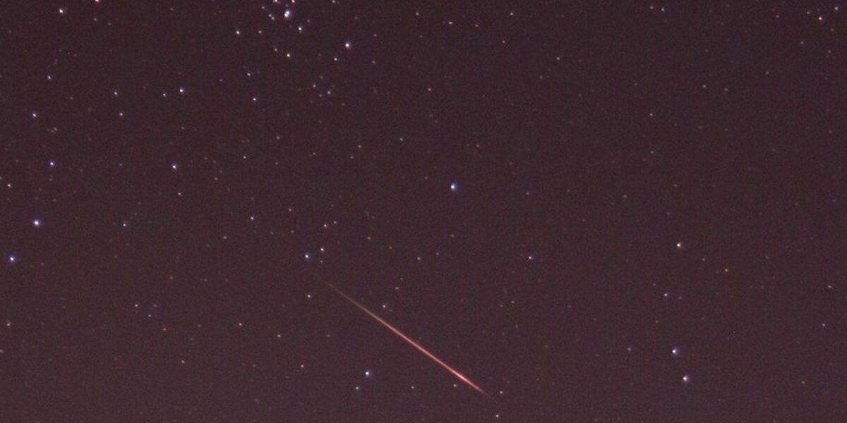 Lyrid Meteor Shower: A free show in the skies while stuck at home