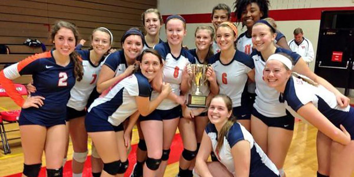 Lee-Davis claims Conference 11 volleyball title
