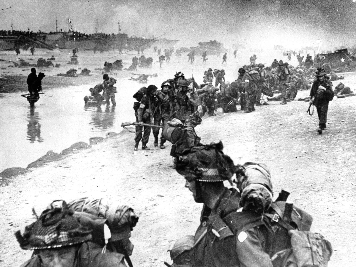 On this day: D-Day invasion of Normandy