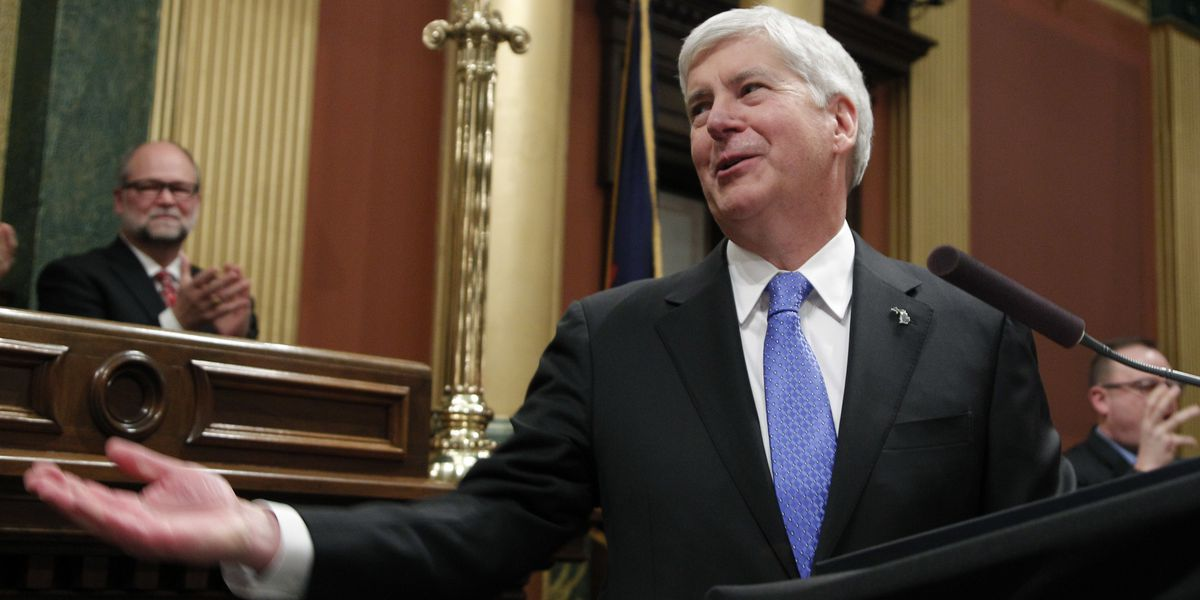 Michigan governor signs bills to gut wage, sick time laws