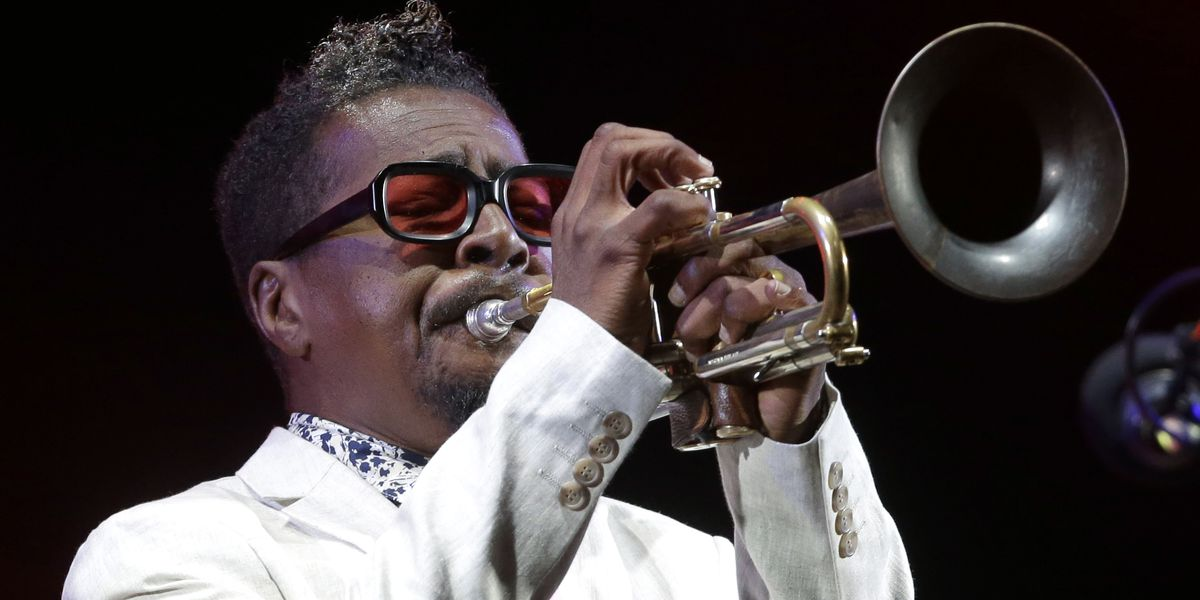 Grammy-winning jazz trumpeter Roy Hargrove dies at age 49