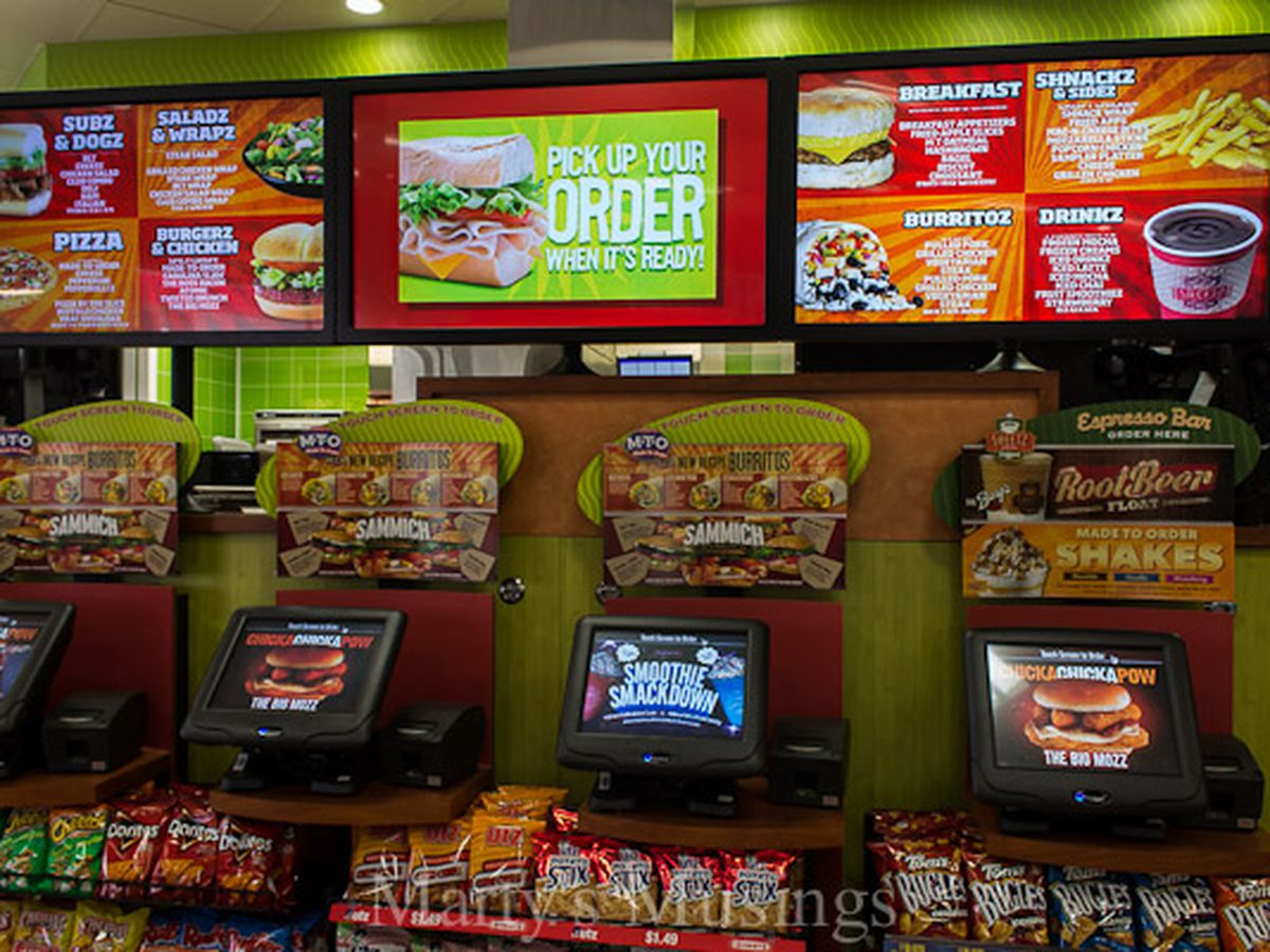 Sheetz launches new feature to 'scan and go' with their app